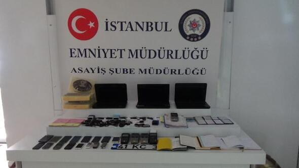İstanbulda büyük dolandırıcılık operasyonu