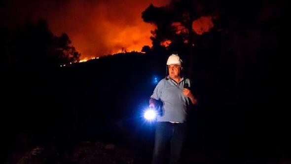 Türkiyede yangın mühendisliği bilim dalı kurulması gerektiğini söyledi