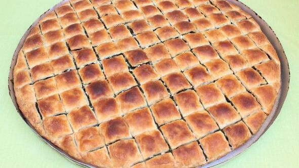 Milas tepsi böreği coğrafi işaretli oldu