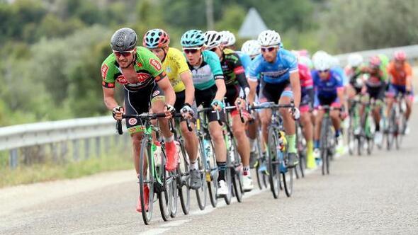 Bisiklet takımları Mersinde kamp yapacak