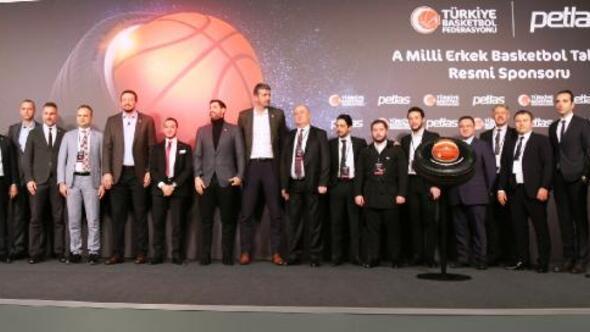A Milli Basketbol Takımına yeni sponsor