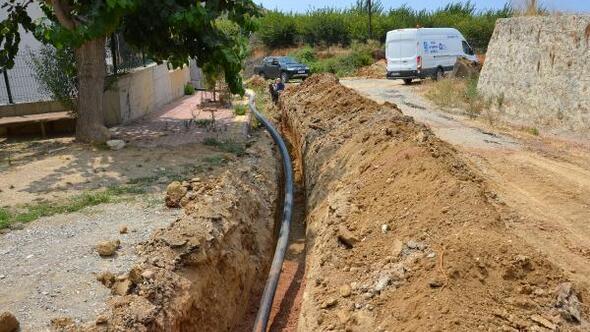 ASAT Kargıcakın içme suyu sorununu çözdü