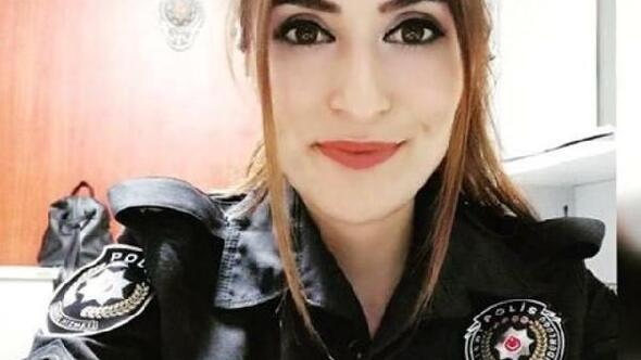 Trafik kazasında şehit olan polis Buketin cenazesi memleketine uğurlandı