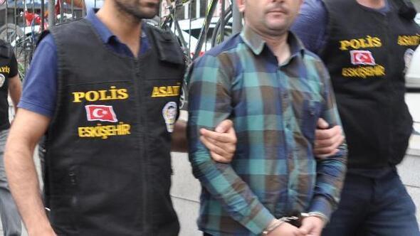 Akaryakıt istasyonu çalışanlarını gasp eden sanığın kayınbiraderi yeniden tutuklandı
