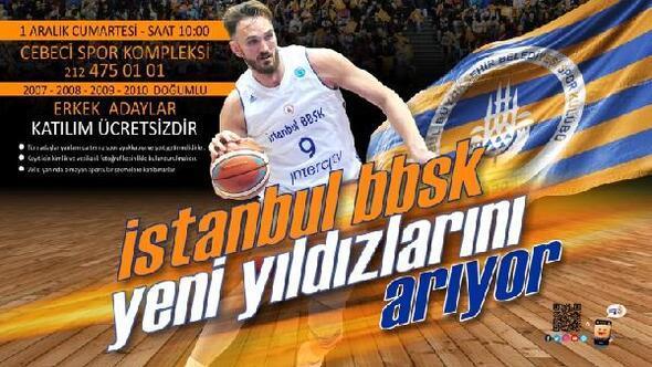 İBB basketbolda geleceğin yıldızlarını arıyor