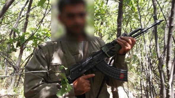 Eylem yapmak için Diyarbakıra gelen terörist, operasyonla yakalandı