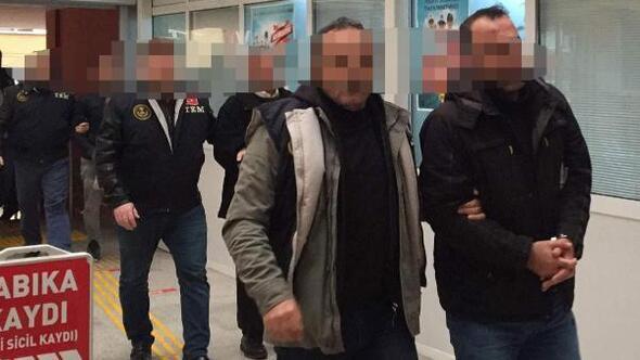 Kocaelide PKK/KCK şüphelisi 8 kişi adliyede
