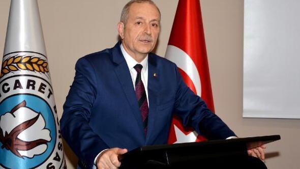 ATB Başkanı Bilgiç:Üreticiyi ayakta tutacak yollar bulunmalı