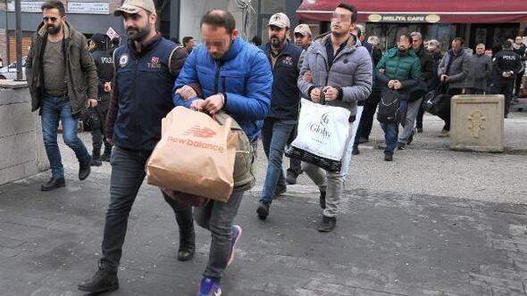 FETÖ operasyonunda yakalanan 1i yarbay 6 asker adliyede