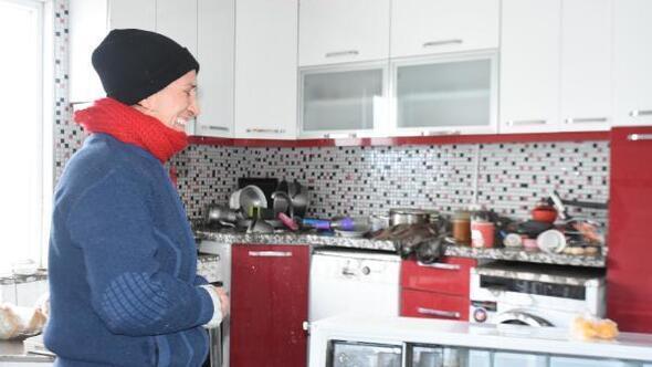 Edirnede selin etkisi geçti, temizlik başladı (2)