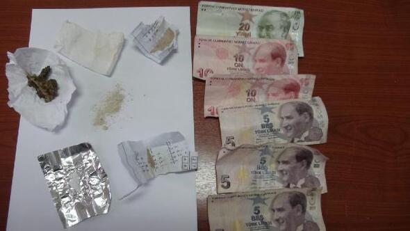 Nizipte uyuşturucu satıcısı tutuklandı