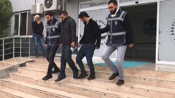 Şanlıurfa'da, iş yerlerinden hırsızlığa 4 tutuklama