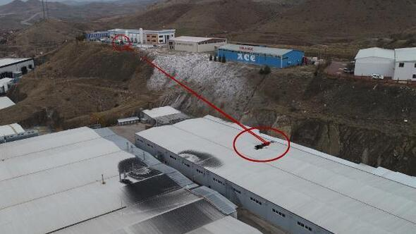Kırıkkalede gaz dolum tesisinde patlama: 1 ölü, 2 yaralı / Ek fotoğraflar
