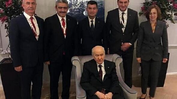 Aydında MHPli 2 mevcut belediye başkanı tekrar aday gösterildi