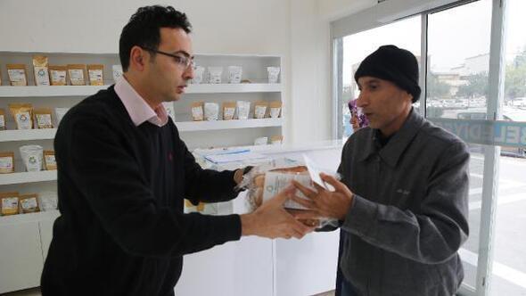 Haliliye Belediyesinden çölyak hastalarına ekmek