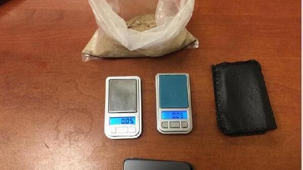 Gaziantepte uyuşturucu operasyonu: 1 tutuklama
