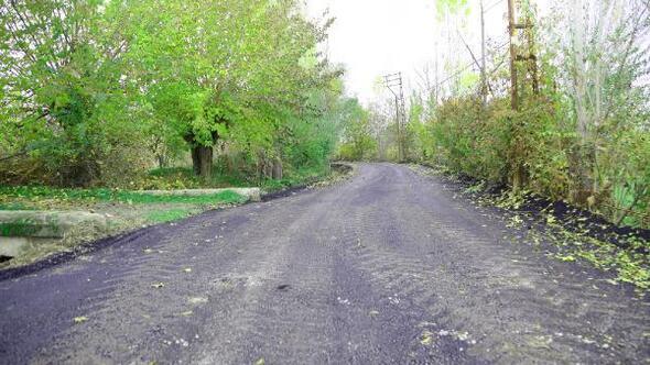 Battalgazide, asfalt çalışmaları