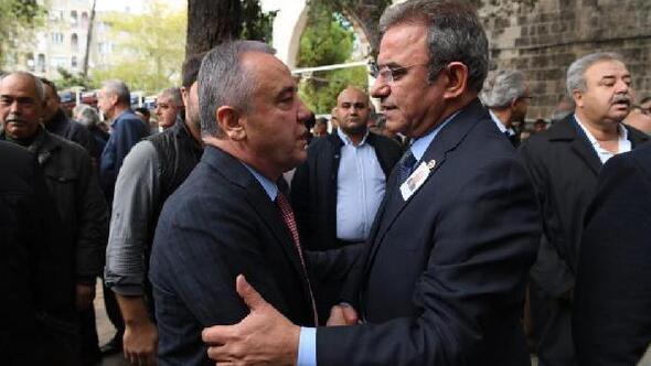 CHPnin olası adayları cenazede buluştu