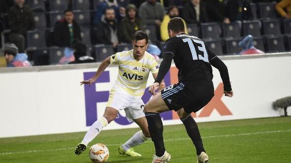 Fenerbahçe - Dinamo Zagreb (EK FOTOĞRAFLAR)