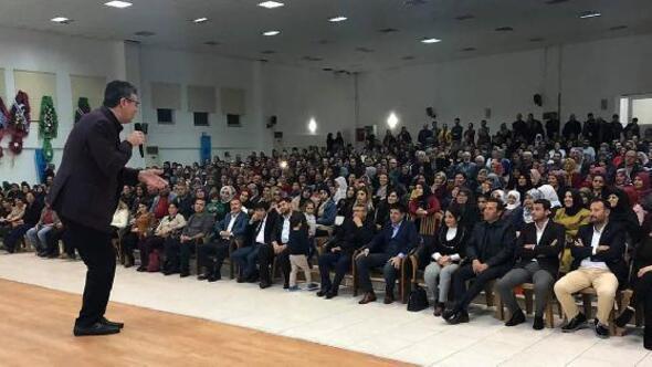 Mutlu Aile Mutlu Çocuk konferansı