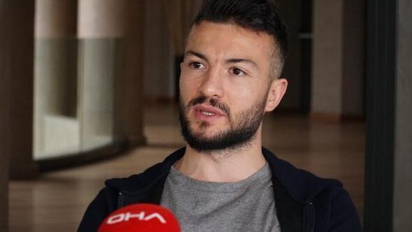 (ÖZEL) Kasımpaşalı Özgür Çek: Beşiktaşın da, Galatasarayın da üzerindeyiz