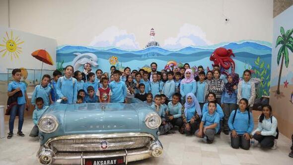 Aksaray'a 'sosyal çocuk' projesi