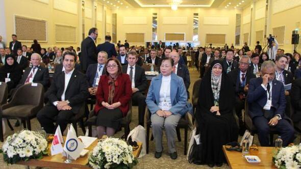 Asya belediye başkanları Gaziantepte buluştu