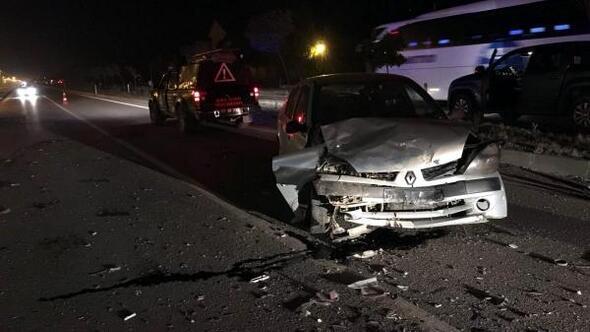1 kişinin öldüğü, 5 kişinin yaralandığı kazada traktör sürücüsüne hapis