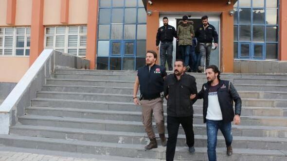 Hakkari'de terör operasyonu: 6 tutuklama