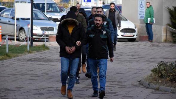 Sivasta uyuşturucu operasyonunda 9 gözaltı