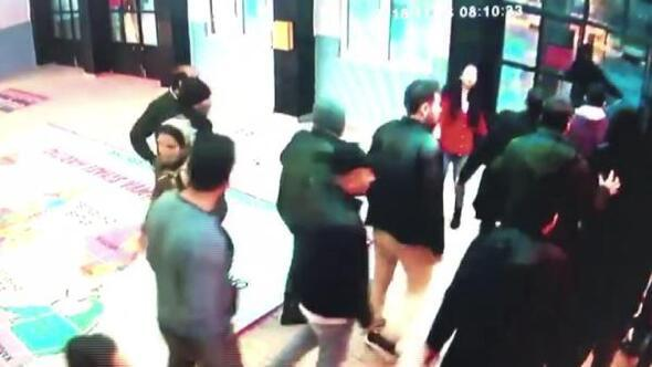 Avcılarda öğretmeni dövmek için okulu bastılar iddiası