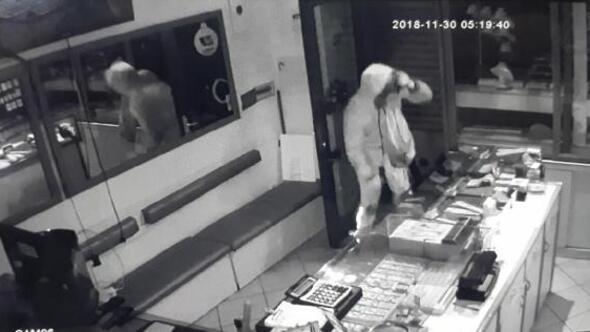 Kuyumcudan 50 bin liralık altın hırsızlığı/ Ek fotoğraflar