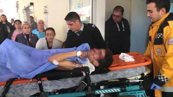 Ahmet, vagon üstünde fotoğraf çekerken akıma kapıldı