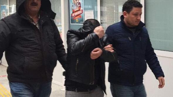 Kadın hırsızları eve getiren kişi yakalandı