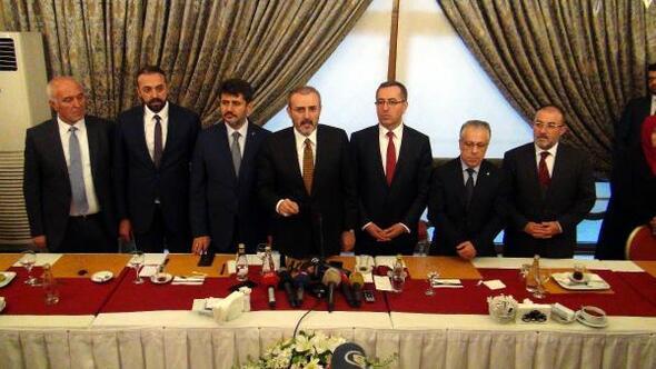 AK Partili Ünal: Ekonomi bu kadar saldırıya rağmen güçlenmeye başladı (2)
