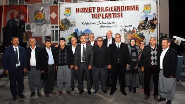 Başkan Can: Tarsus Belediyesi amatörlere teslim edilemez