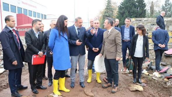 Samsunsporun futbol şehitleri anıtı, Millet Bahçesine yapılacak
