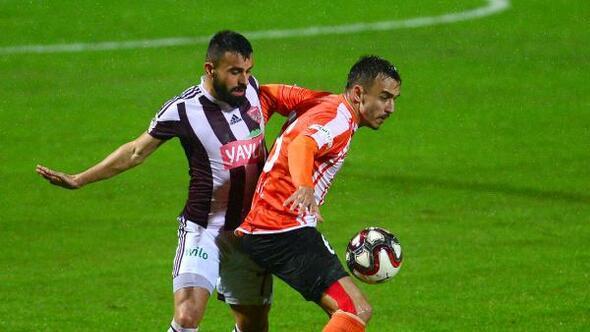 Adanaspor - Hatayspor (FOTOĞRAFLAR)