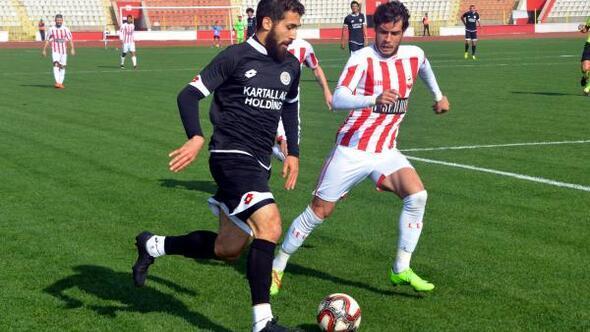 Kahramanmaraşspor - Etimesgut Belediyespor: 0-2