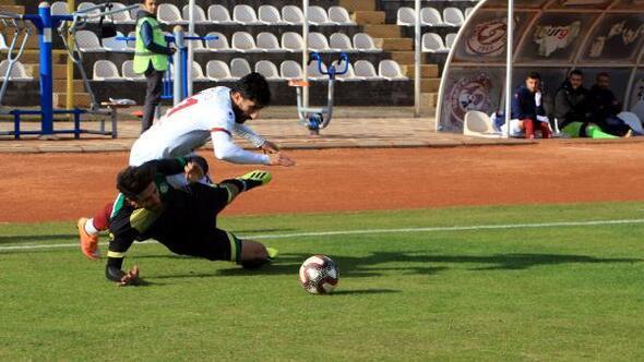 Tokatspor - Şanlıurfaspor: 1- 1