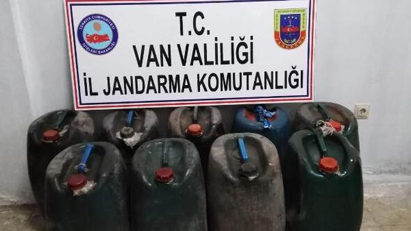 Vanda kaçak sigara ve akaryakıt operasyonu: 3 gözaltı