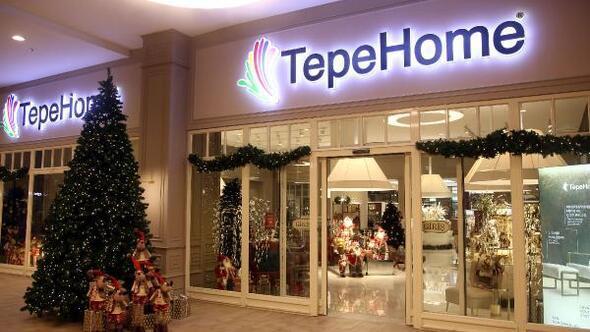 Tepe Home'da yılbaşı heyecanı başladı
