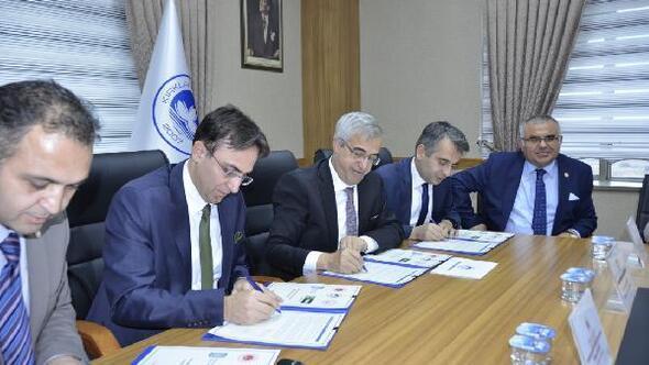 """""""Yeni bir hayata"""" projesi işbirliği protokolü imzalandı"""