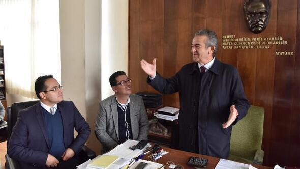 Başkan Atila, sanayi sitelerinin yönetimlerini dinledi