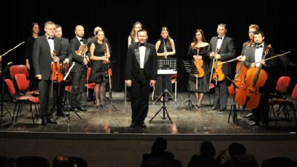 Trakya Oda Orkestrası'ndan, Bellini ve Krommer gecesi