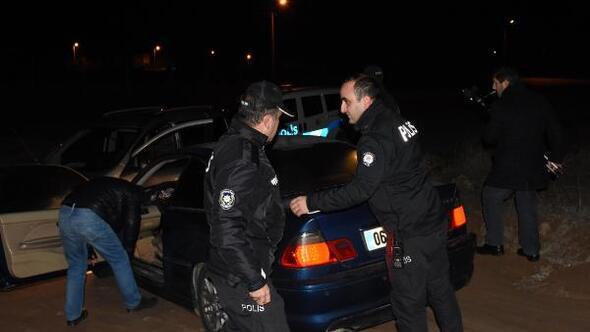 Uygulamadan kaçan alkollü sürücü kovalamaca sonucu yakalandı