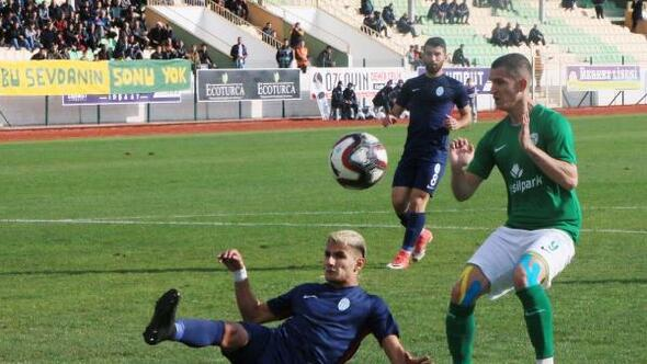 Adıyaman 1954 Spor-Kemerspor 2003: 3-0