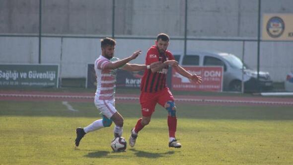 Kastamonuspor 1966 - Amed Sportif Faaliyetler: 1-0