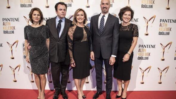 Pantene Altın Kelebek Ödülleri sahiplerini buluyor