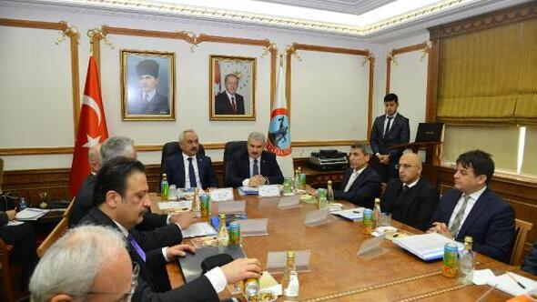 İçişleri Bakan Yardımcısı Ersoy, Kırşehir'de